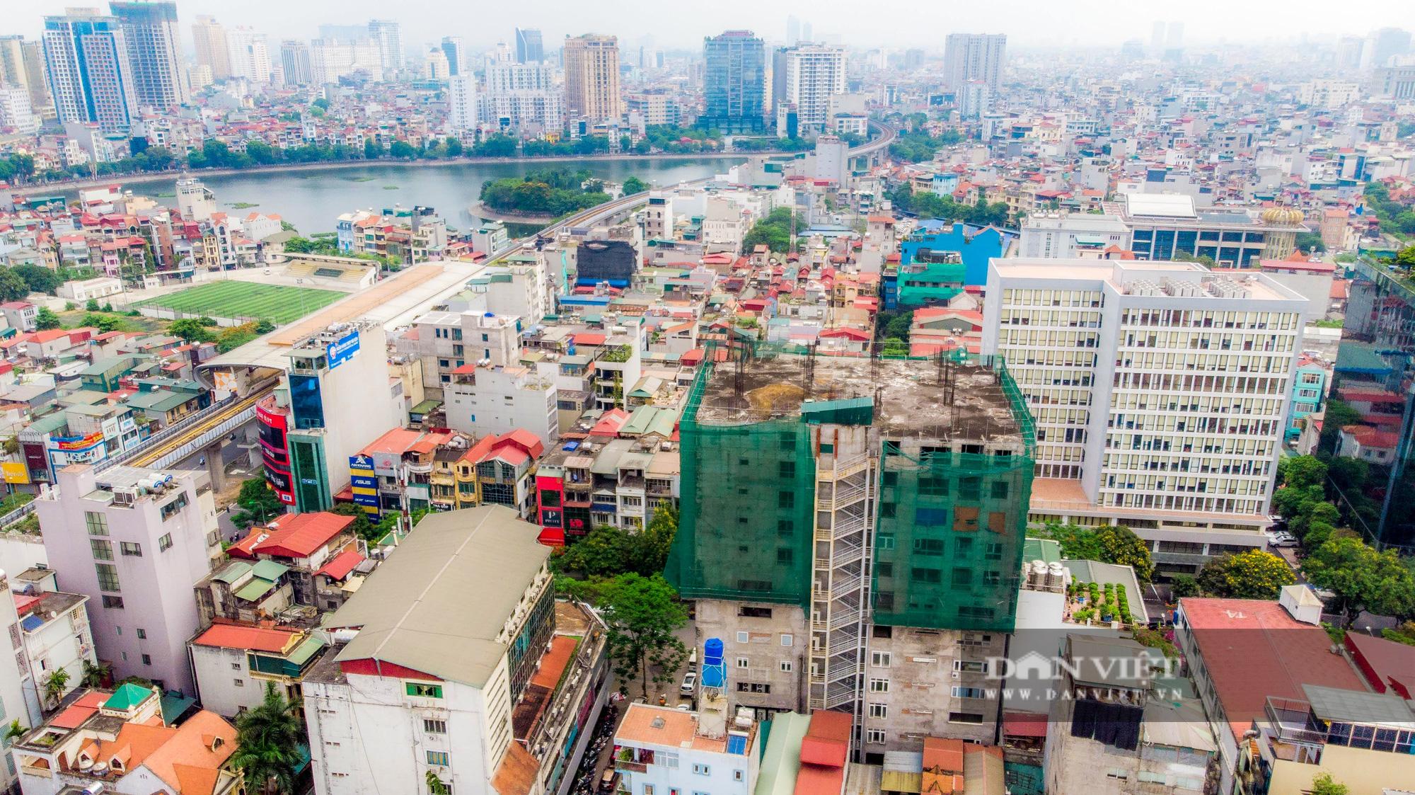 """Toàn cảnh dự án cao ốc 131 Thái Hà bị """"lãng quên"""" hơn 1 thập kỷ - Ảnh 4."""