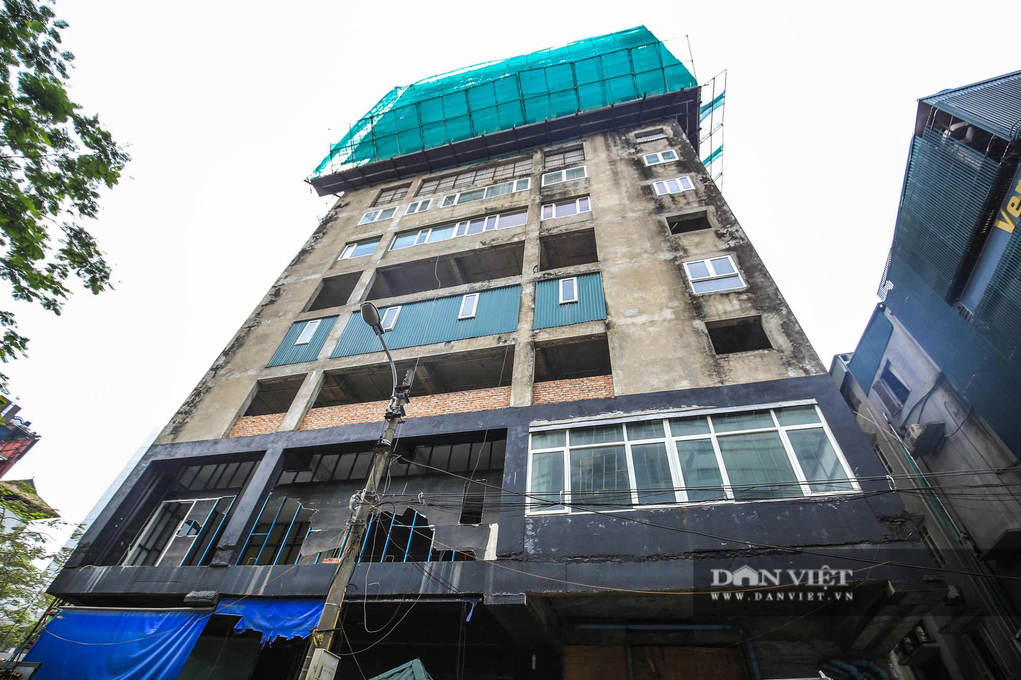 """Toàn cảnh dự án cao ốc 131 Thái Hà bị """"lãng quên"""" hơn 1 thập kỷ - Ảnh 5."""