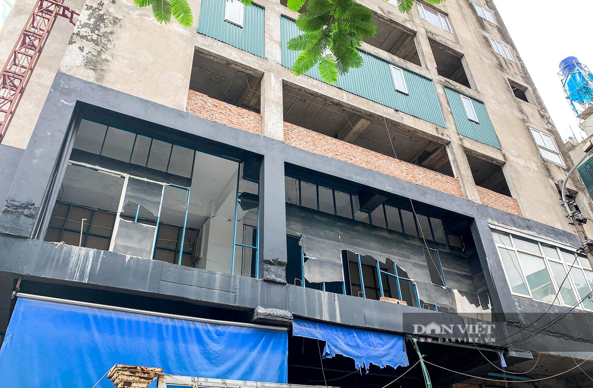 """Toàn cảnh dự án cao ốc 131 Thái Hà bị """"lãng quên"""" hơn 1 thập kỷ - Ảnh 7."""