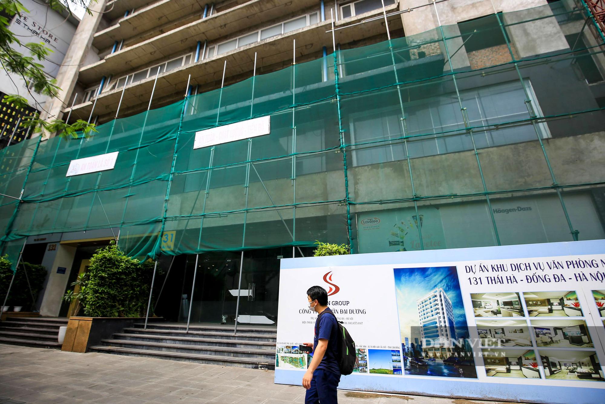 """Toàn cảnh dự án cao ốc 131 Thái Hà bị """"lãng quên"""" hơn 1 thập kỷ - Ảnh 8."""
