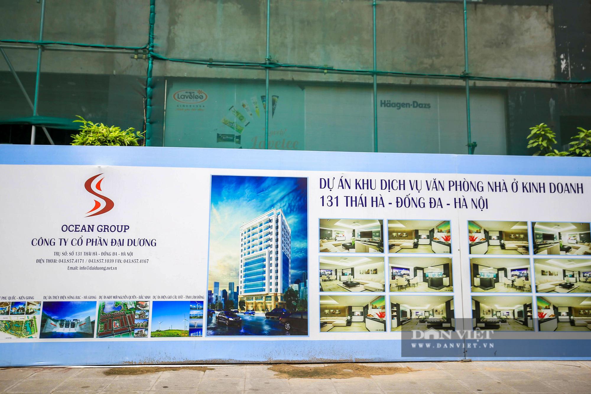 """Toàn cảnh dự án cao ốc 131 Thái Hà bị """"lãng quên"""" hơn 1 thập kỷ - Ảnh 9."""