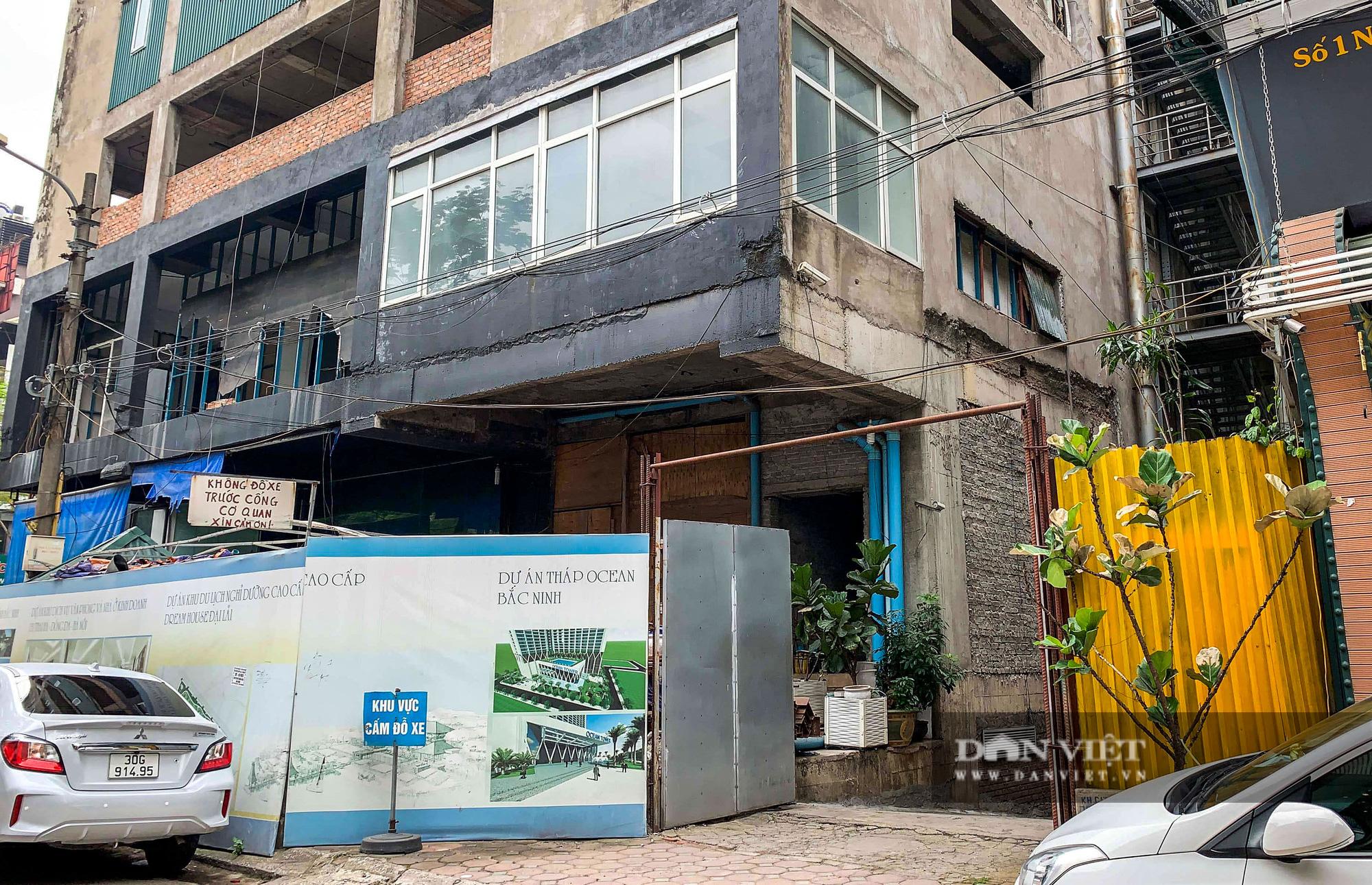 """Toàn cảnh dự án cao ốc 131 Thái Hà bị """"lãng quên"""" hơn 1 thập kỷ - Ảnh 10."""