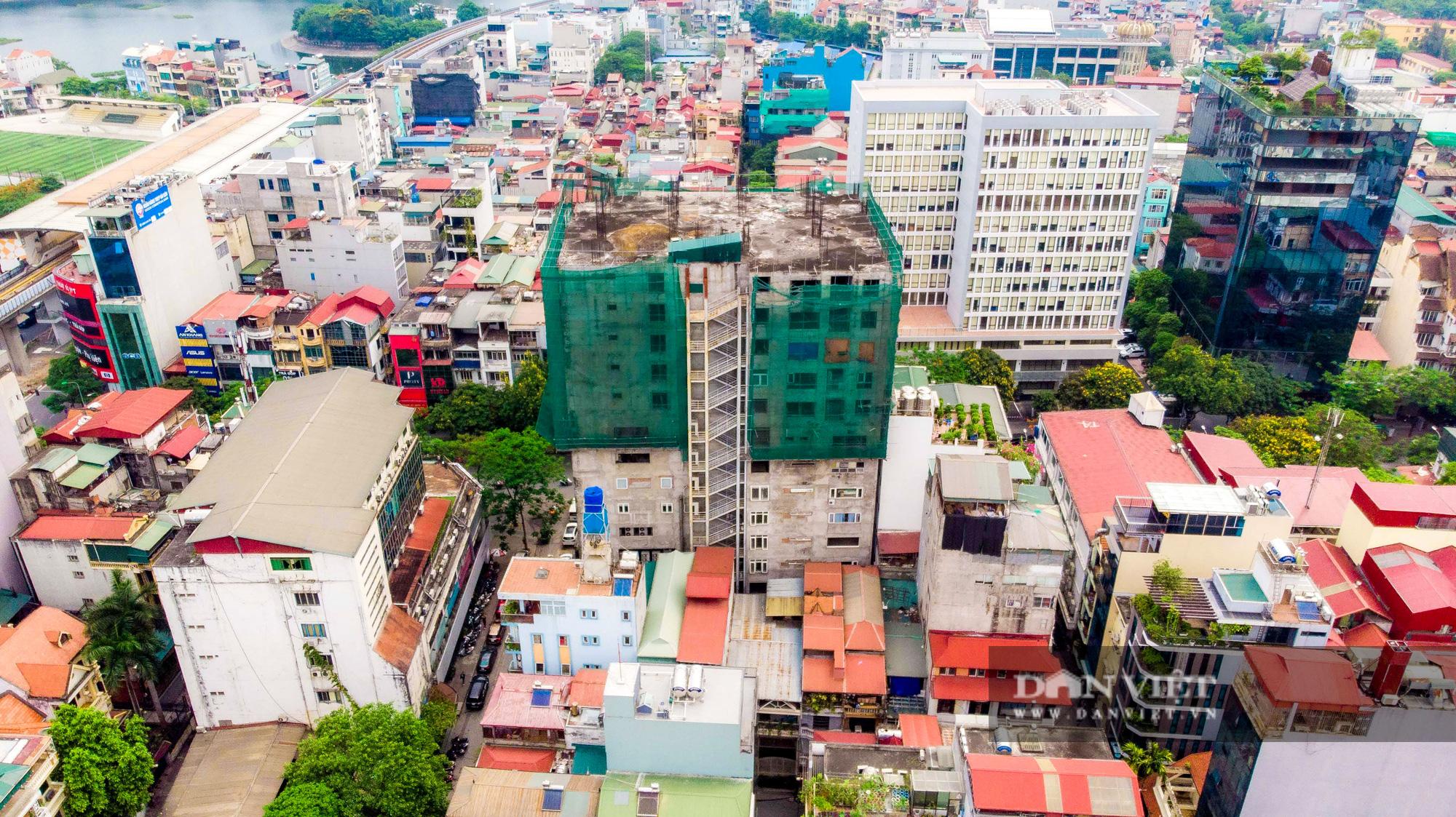 """Toàn cảnh dự án cao ốc 131 Thái Hà bị """"lãng quên"""" hơn 1 thập kỷ - Ảnh 11."""