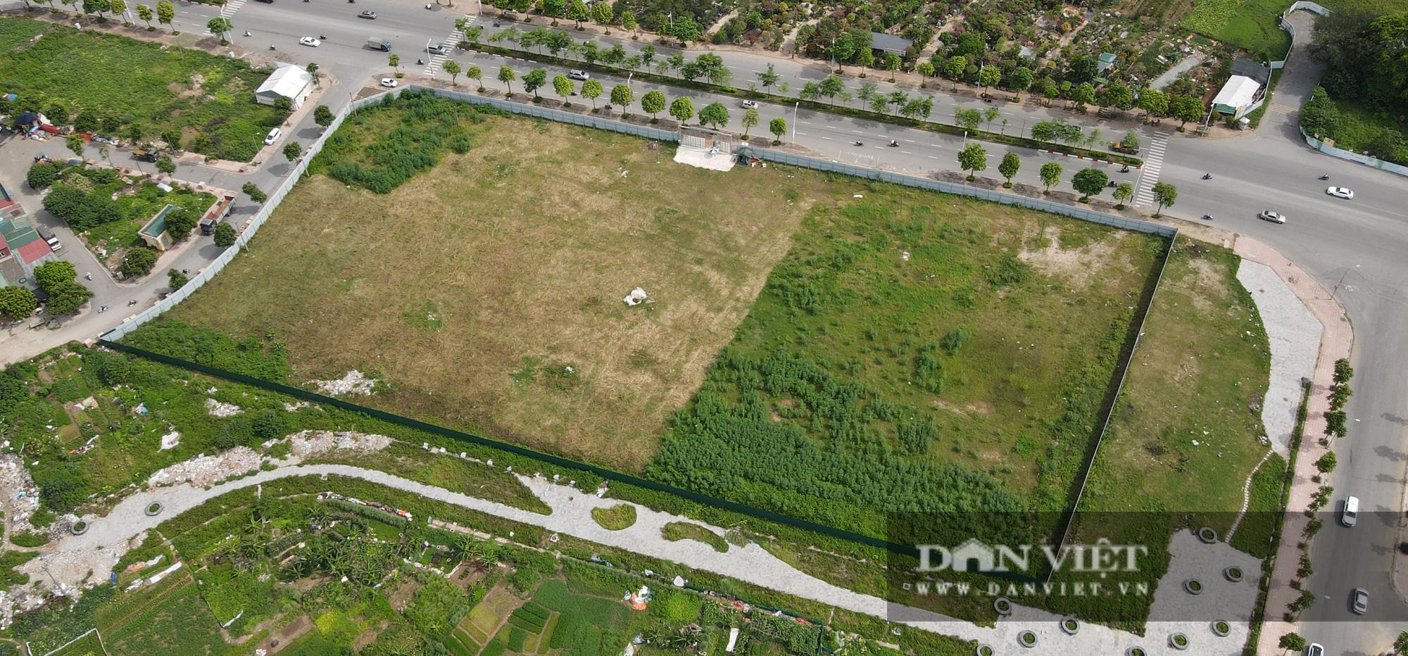 Hà Nội: Ồ ạt rao bán căn hộ chung cư khi dự án còn là bãi đất trống - Ảnh 1.