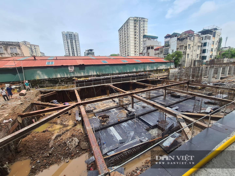 Hà Nội: Ồ ạt rao bán căn hộ chung cư khi dự án còn là bãi đất trống - Ảnh 4.