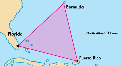 """4 vụ mất tích bí ẩn của máy bay, tàu chiến Mỹ tại """"tam giác quỷ"""" Bermuda - Ảnh 1."""