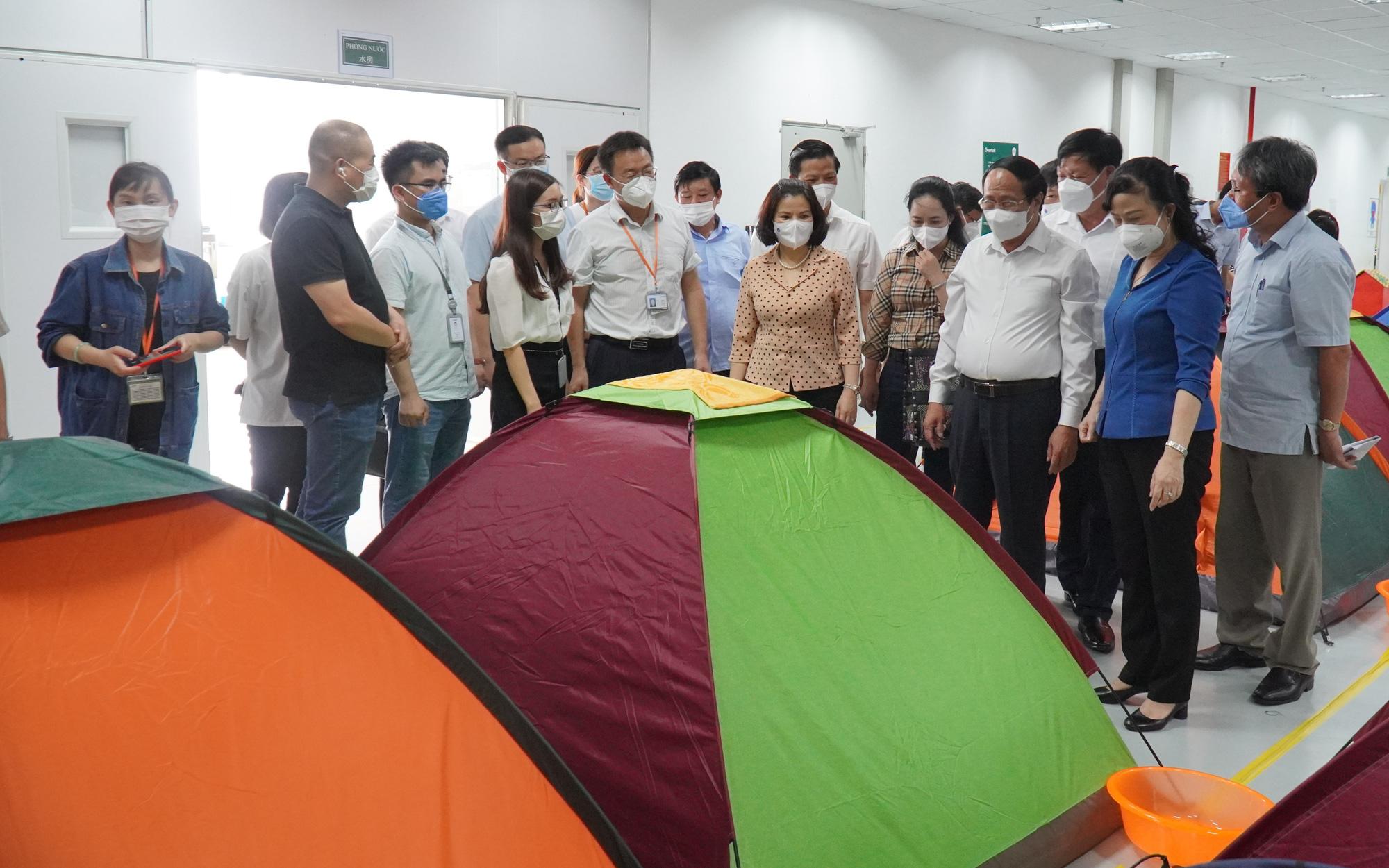 Bắc Ninh: Nới lỏng điều kiện cho công nhân đi làm việc từ ngày 20/6