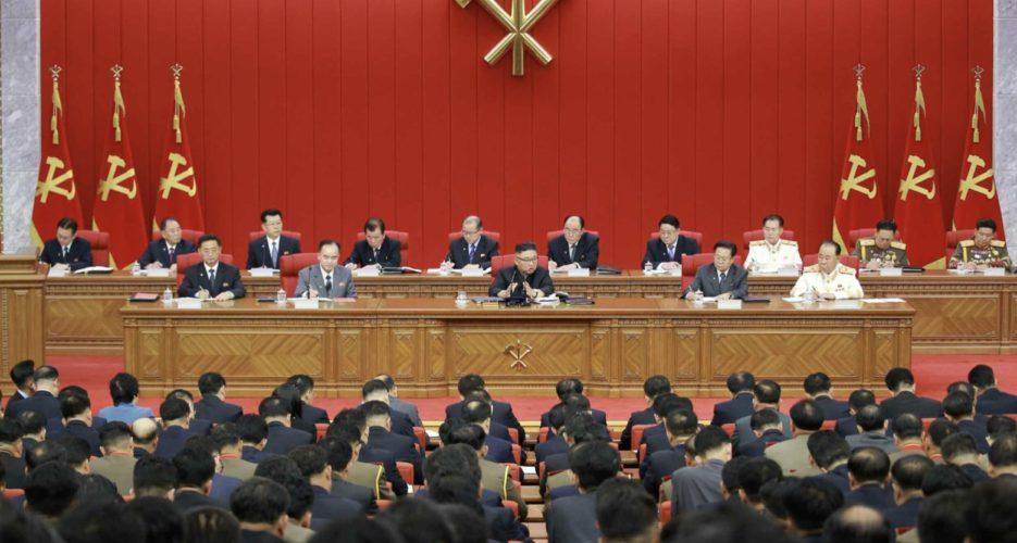 Kim Jong-un bất ngờ thừa nhận vấn đề lương thực ở Triều Tiên - Ảnh 1.