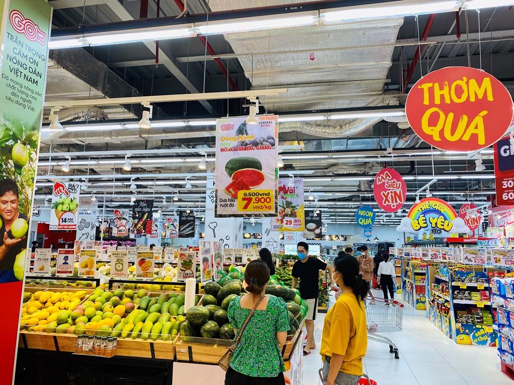 Lãnh đạo đại siêu thị lớn ở Việt Nam khẳng định: Chúng tôi có năng lực tiêu thụ nông sản lớn nhất hiện nay - Ảnh 3.