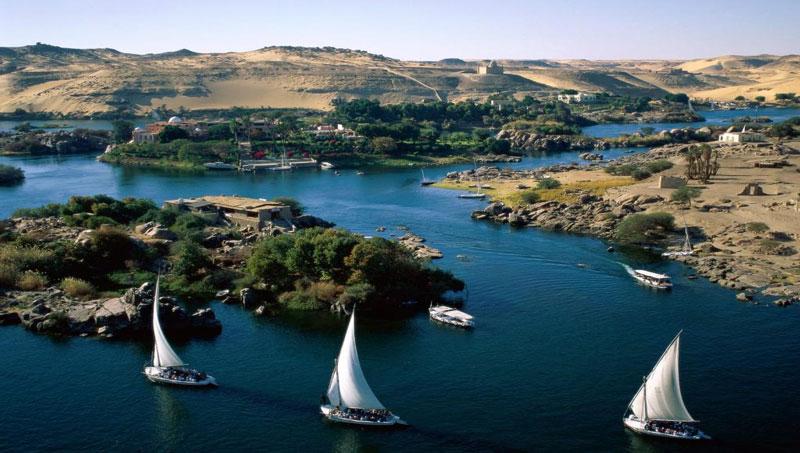 Những cư dân nổi tiếng bên bờ sông Nile Xanh của bộ tộc Mahas - Ảnh 1.