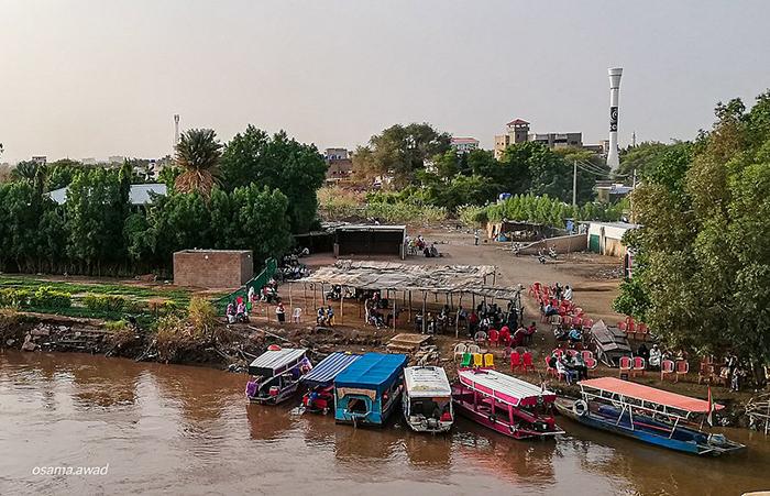 Những cư dân nổi tiếng bên bờ sông Nile Xanh của bộ tộc Mahas - Ảnh 4.