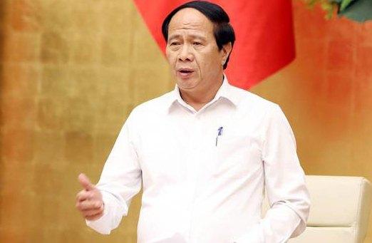 Phó Thủ tướng Lê Văn Thành tiếp tục đảm nhiệm thêm trọng trách thay ông Trịnh Đình Dũng - Ảnh 1.