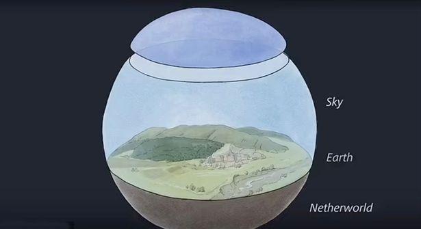 Những bức chạm khắc 3.000 năm tuổi tiết lộ về 'thế giới ngầm' bên dưới lòng đất - Ảnh 3.