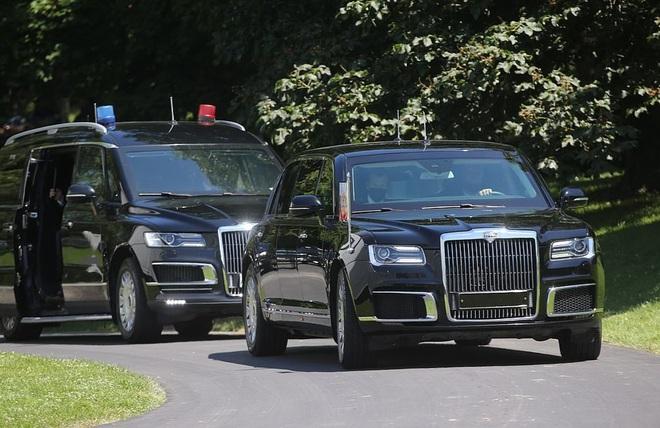 Hình ảnh dàn xe cực chất chở và tháp tùng Tổng thống Joe Biden và Putin tại Thụy Sĩ - Ảnh 10.