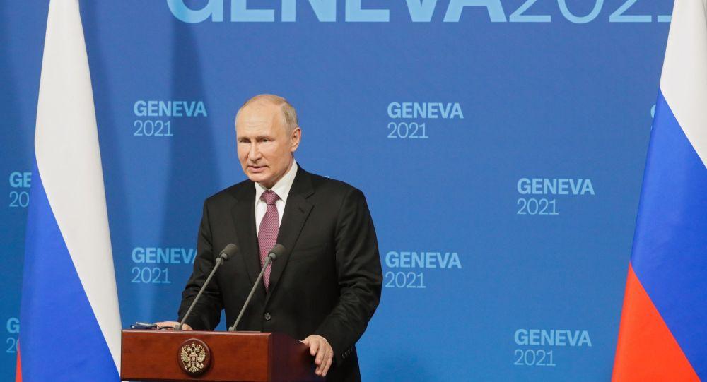 Ông Putin nói gì sau cuộc gặp gỡ thượng đỉnh với Biden? - Ảnh 1.
