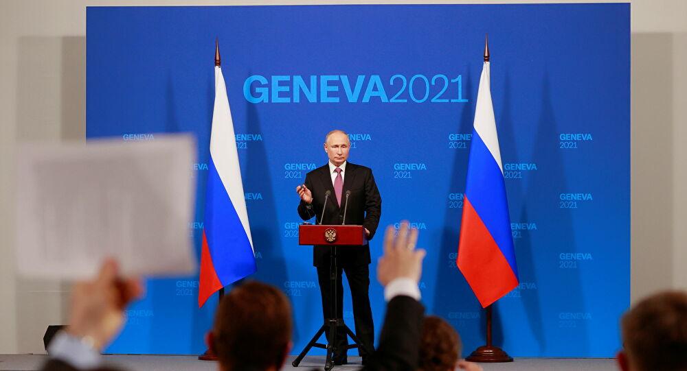 Ông Putin nói gì sau cuộc gặp gỡ thượng đỉnh với Biden? - Ảnh 2.