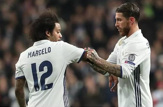 Điều này có nghĩa Marcelo sẽ ở lại Real Madrid.