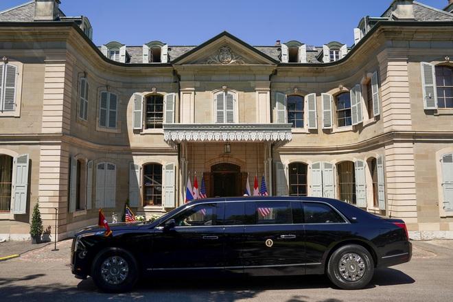 Hình ảnh dàn xe cực chất chở và tháp tùng Tổng thống Joe Biden và Putin tại Thụy Sĩ - Ảnh 5.