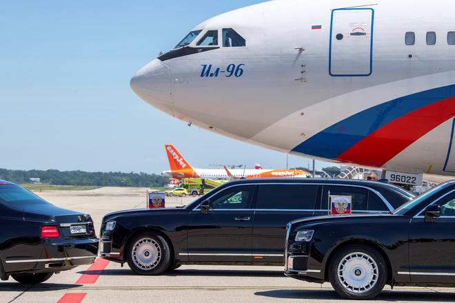 Hình ảnh dàn xe cực chất chở và tháp tùng Tổng thống Joe Biden và Putin tại Thụy Sĩ - Ảnh 6.