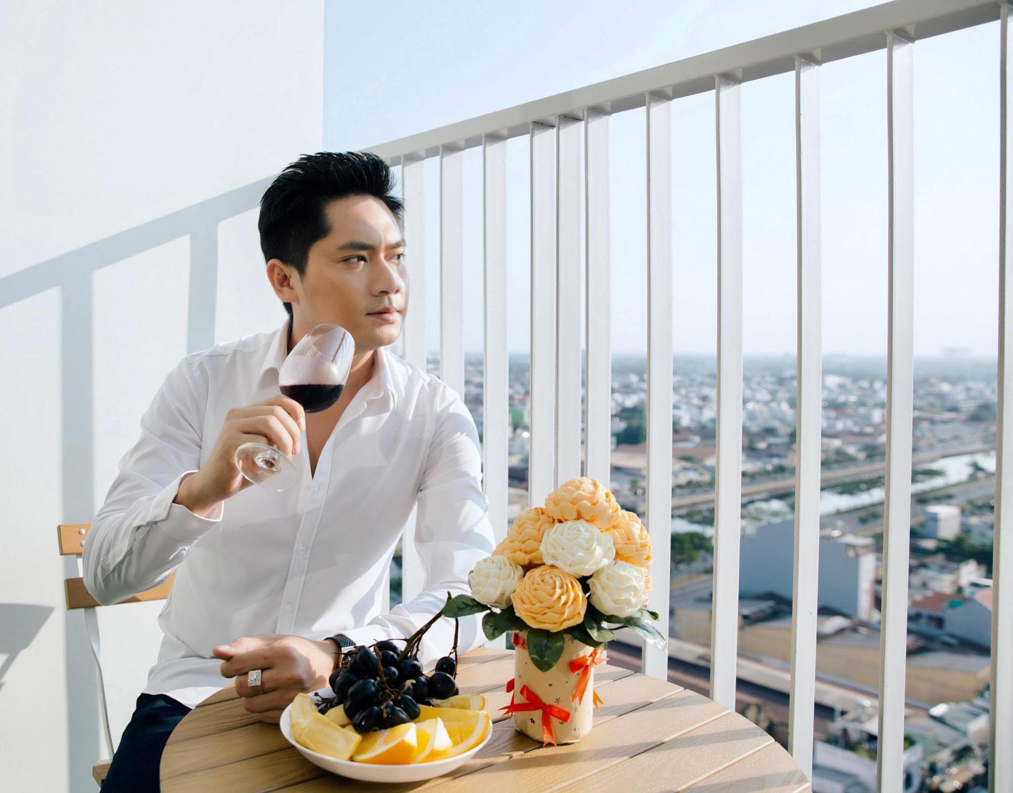 Góc khuất về diễn viên Minh Luân: 3 cuộc tình dang dở, từng sống nhờ vào học bổng - Ảnh 1.