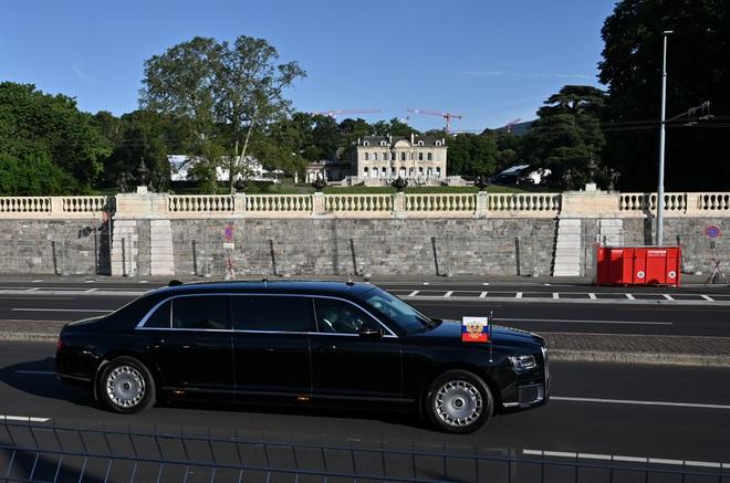 Hình ảnh dàn xe cực chất chở và tháp tùng Tổng thống Joe Biden và Putin tại Thụy Sĩ - Ảnh 8.