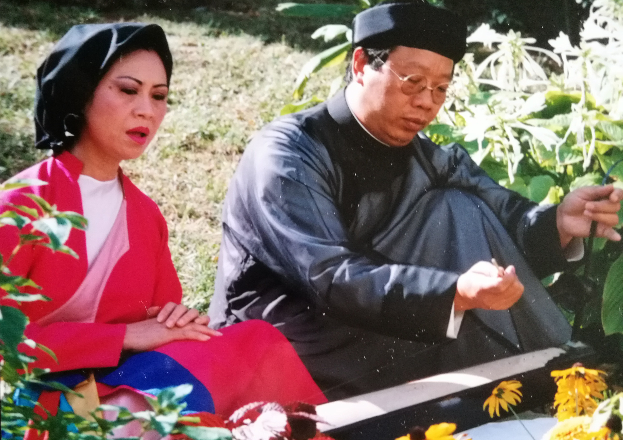 Cuộc hôn nhân 43 năm ngọt ngào của GS-TS Trần Quang Hải và danh ca Bạch Yến - Ảnh 2.