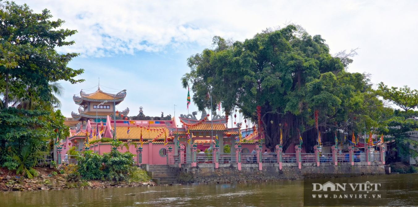 Thất phủ cổ miếu: Ngôi chùa Hoa đầu tiên ở Nam Bộ, nơi giao thoa giữa hai nền văn hoá Việt – Hoa - Ảnh 1.