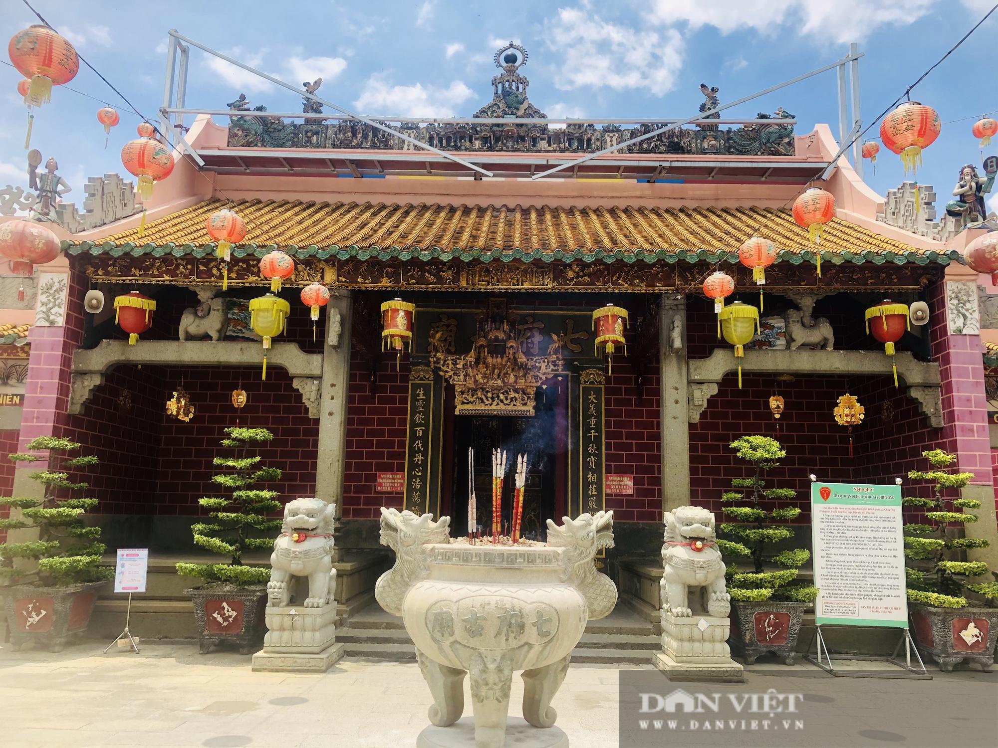 Thất phủ cổ miếu: Ngôi chùa Hoa đầu tiên ở Nam Bộ, nơi giao thoa giữa hai nền văn hoá Việt – Hoa - Ảnh 2.