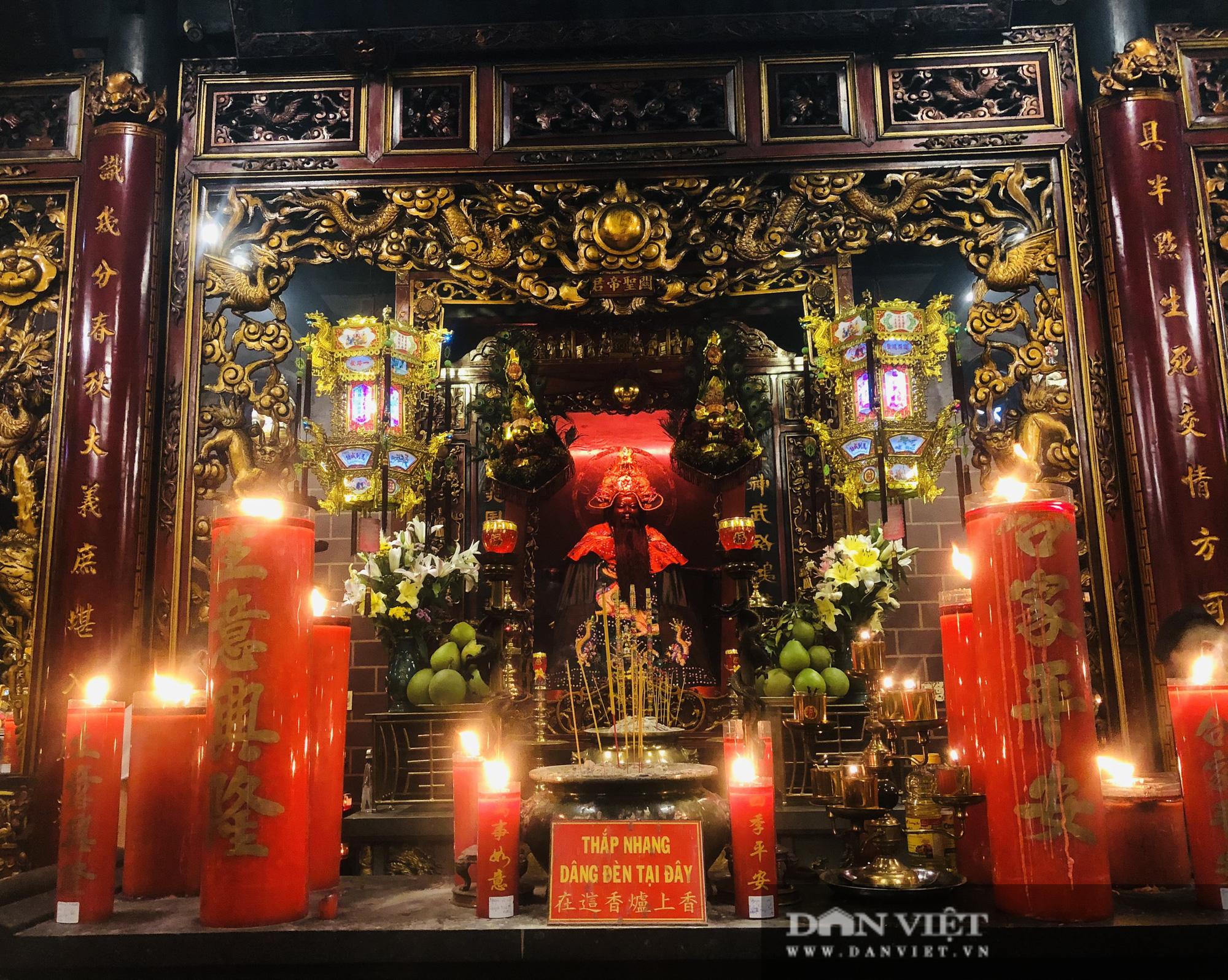 Thất phủ cổ miếu: Ngôi chùa Hoa đầu tiên ở Nam Bộ, nơi giao thoa giữa hai nền văn hoá Việt – Hoa - Ảnh 4.