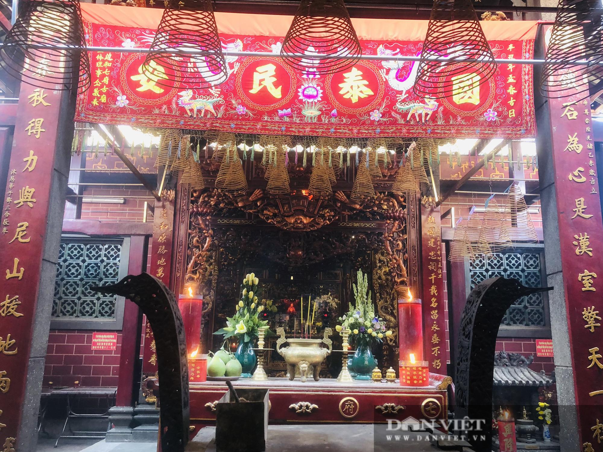 Thất phủ cổ miếu: Ngôi chùa Hoa đầu tiên ở Nam Bộ, nơi giao thoa giữa hai nền văn hoá Việt – Hoa - Ảnh 9.