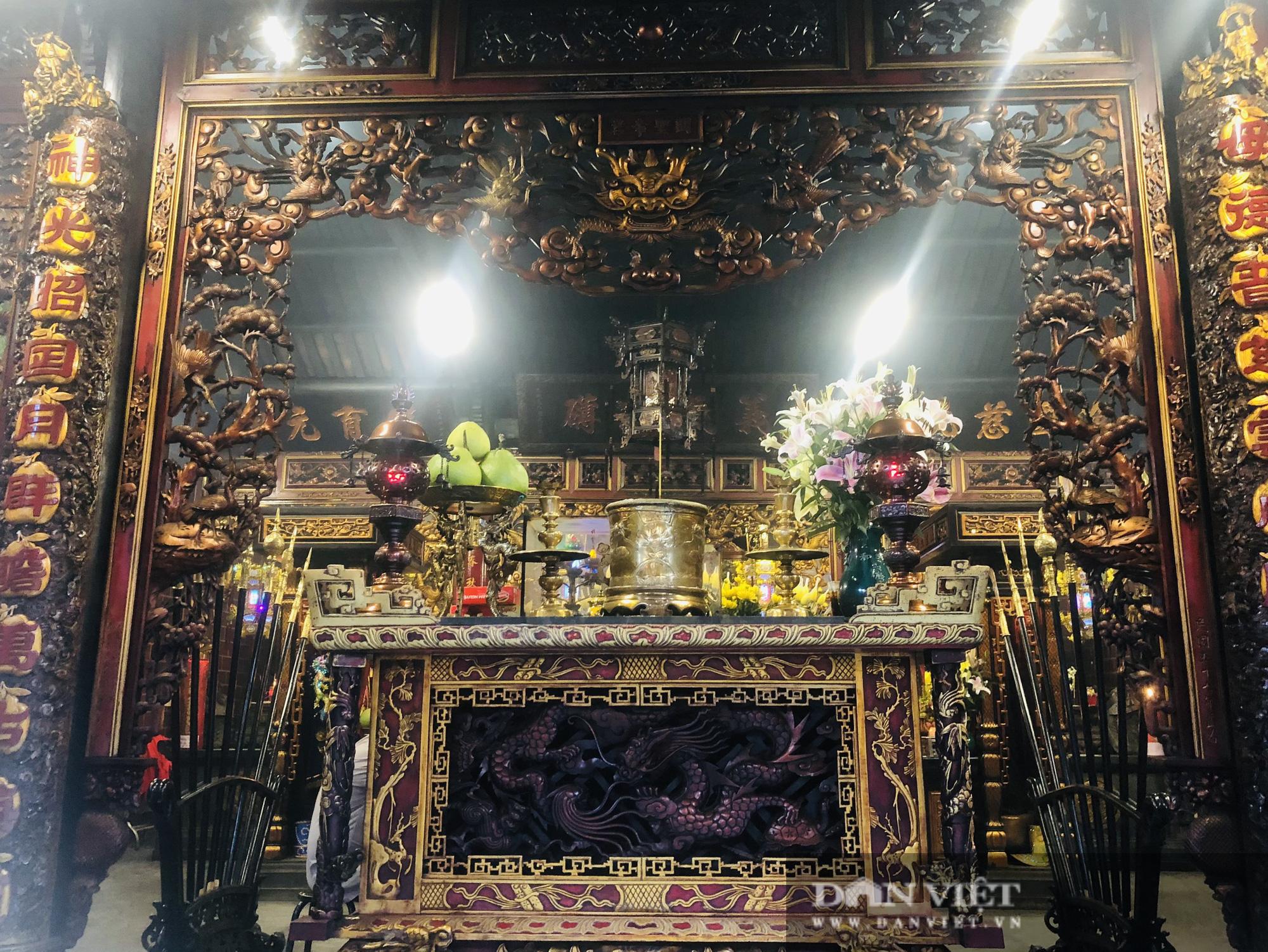 Thất phủ cổ miếu: Ngôi chùa Hoa đầu tiên ở Nam Bộ, nơi giao thoa giữa hai nền văn hoá Việt – Hoa - Ảnh 10.