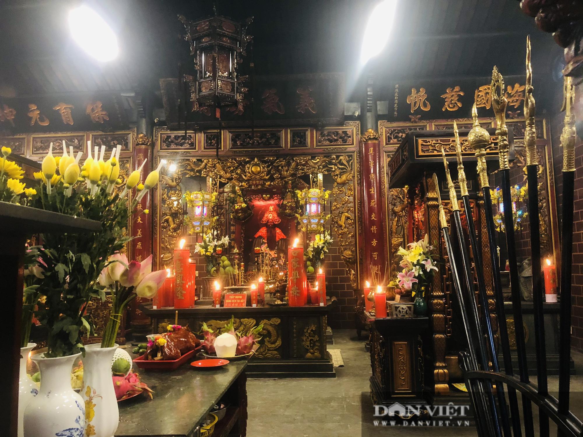 Thất phủ cổ miếu: Ngôi chùa Hoa đầu tiên ở Nam Bộ, nơi giao thoa giữa hai nền văn hoá Việt – Hoa - Ảnh 11.