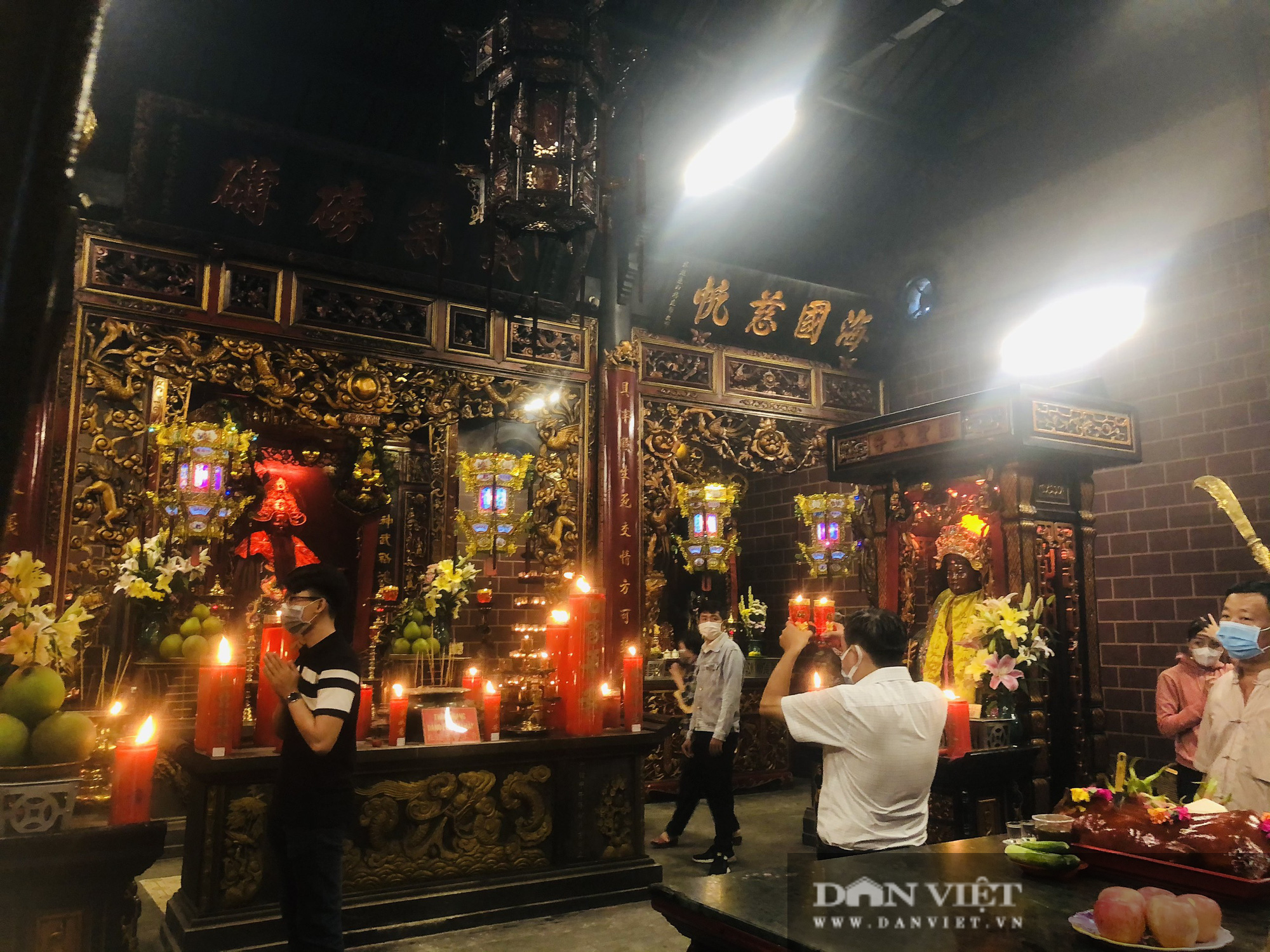 Thất phủ cổ miếu: Ngôi chùa Hoa đầu tiên ở Nam Bộ, nơi giao thoa giữa hai nền văn hoá Việt – Hoa - Ảnh 12.
