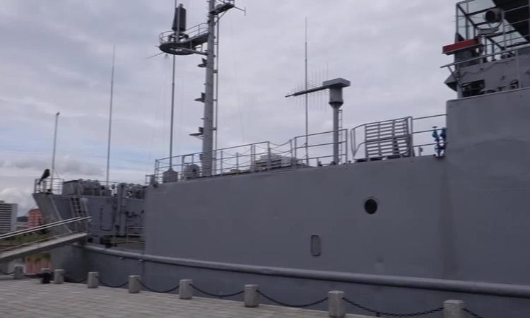 Triều Tiên bắt giữ tàu USS Pueblo, Mỹ lên kế hoạch tấn công hạt nhân - Ảnh 18.