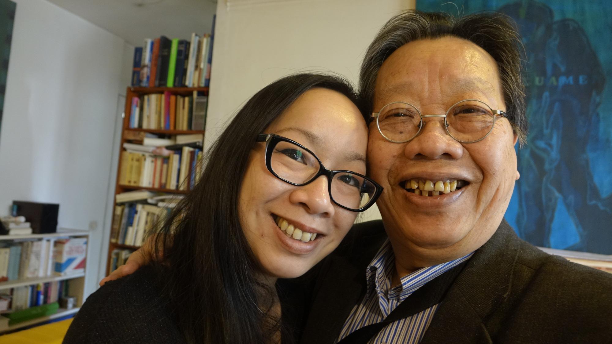 Cuộc hôn nhân 43 năm ngọt ngào của GS-TS Trần Quang Hải và danh ca Bạch Yến - Ảnh 4.
