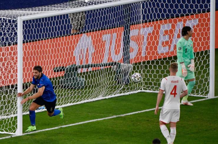 Kết quả, BXH EURO 2020 ngày 17/6: Thắng dễ Thụy Sĩ, Italia sớm vào vòng 1/8 - Ảnh 2.
