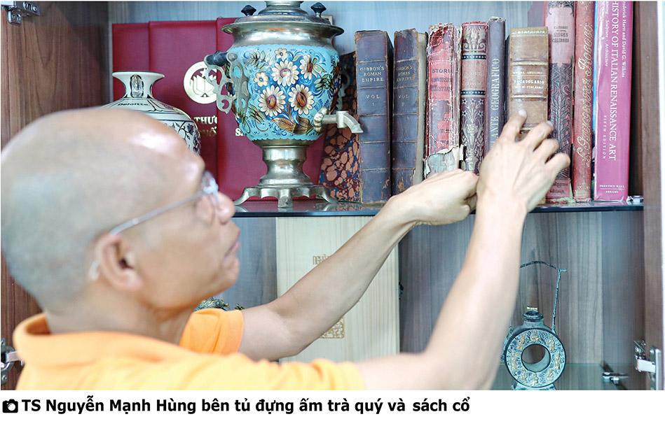"""Đại gia đi tu Nguyễn Mạnh Hùng: """"Nhiều người giàu có, nổi tiếng, thành đạt luôn bất an, tôi trải qua nên biết điều đó"""" - Ảnh 16."""