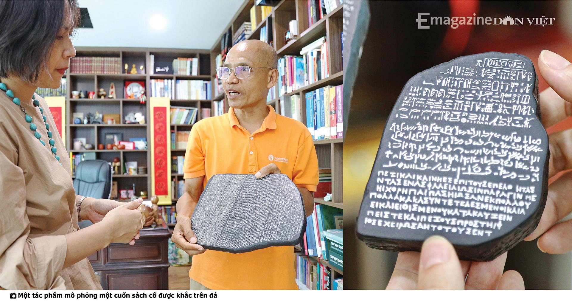 """Đại gia đi tu Nguyễn Mạnh Hùng: """"Nhiều người giàu có, nổi tiếng, thành đạt luôn bất an, tôi trải qua nên biết điều đó"""" - Ảnh 17."""