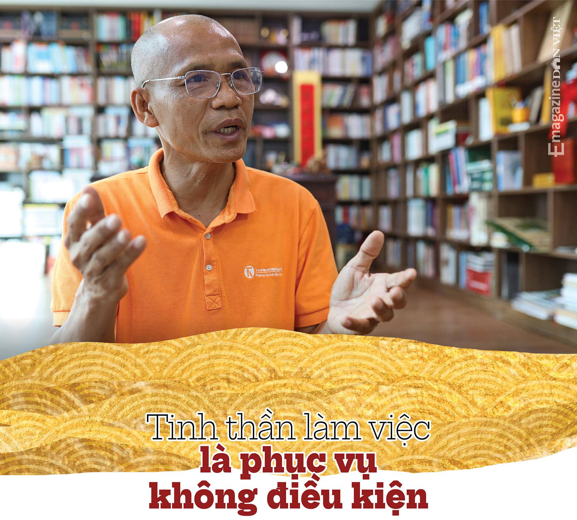 """Đại gia đi tu Nguyễn Mạnh Hùng: """"Nhiều người giàu có, nổi tiếng, thành đạt luôn bất an, tôi trải qua nên biết điều đó"""" - Ảnh 19."""