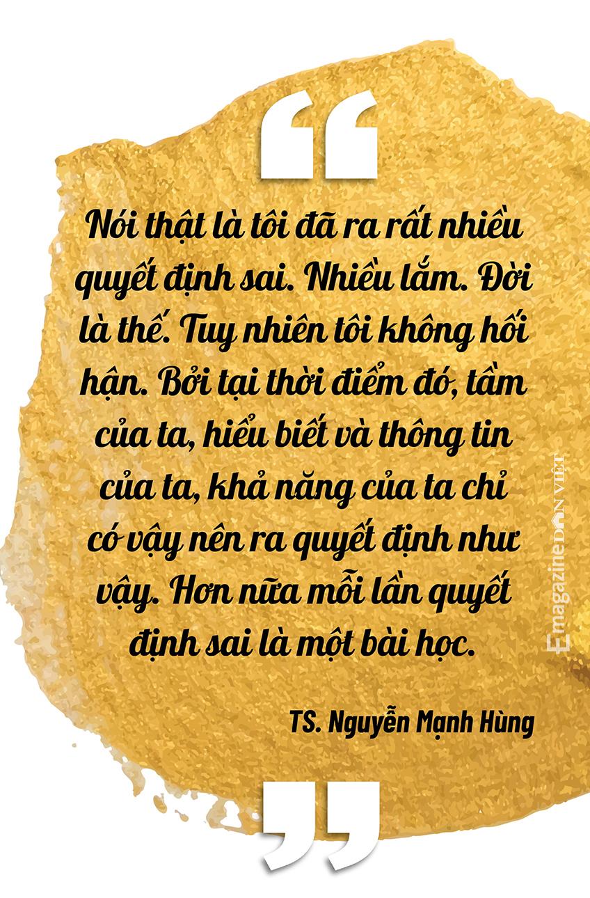 """Đại gia đi tu Nguyễn Mạnh Hùng: """"Nhiều người giàu có, nổi tiếng, thành đạt luôn bất an, tôi trải qua nên biết điều đó"""" - Ảnh 22."""