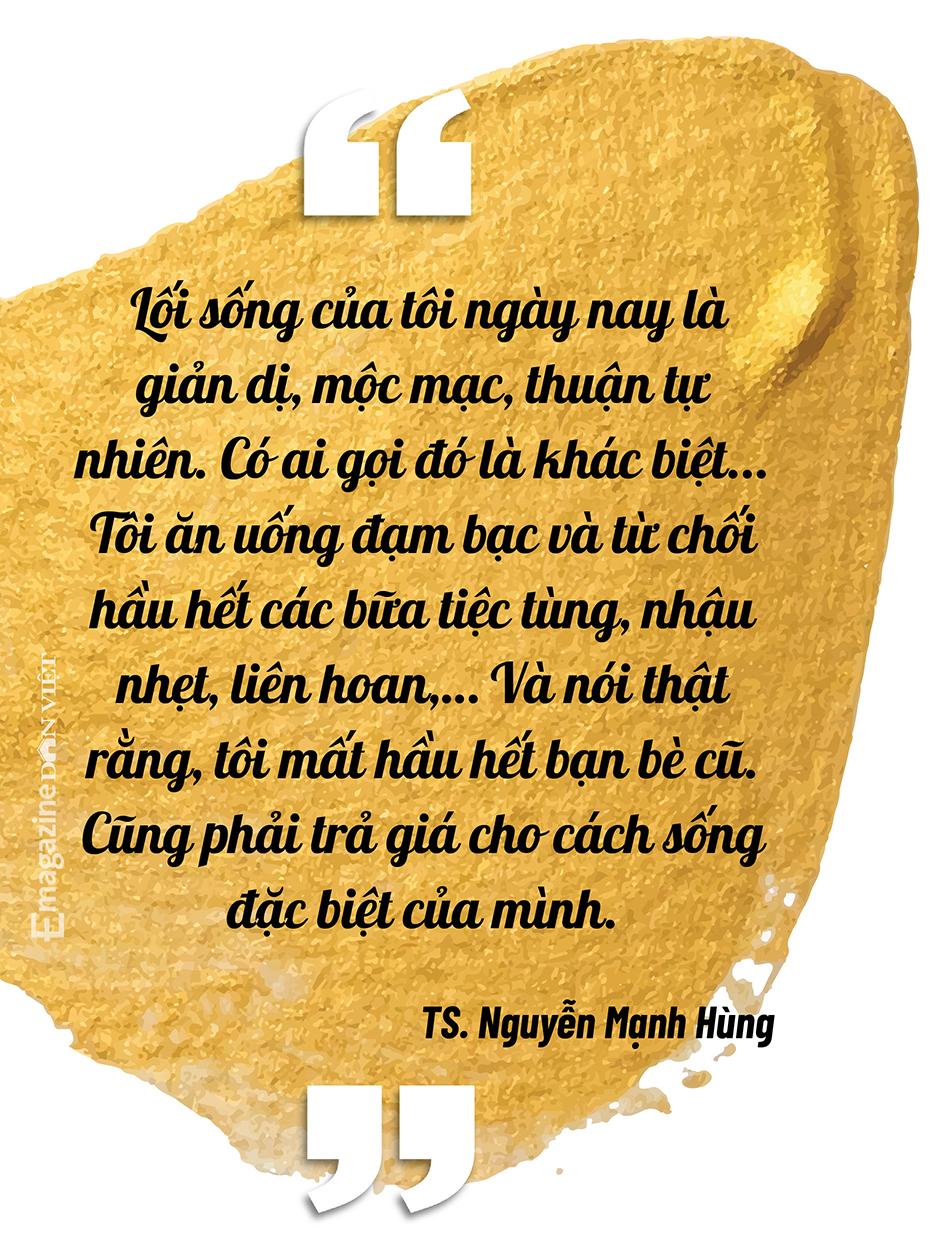"""Đại gia đi tu Nguyễn Mạnh Hùng: """"Nhiều người giàu có, nổi tiếng, thành đạt luôn bất an, tôi trải qua nên biết điều đó"""" - Ảnh 24."""