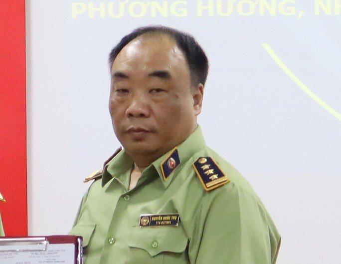 Cục trưởng QLTT Nguyễn Quốc Trụ bị cách hết chức vụ Đảng vì bao che sai phạm và báo cáo sai sự thật thế nào? - Ảnh 2.