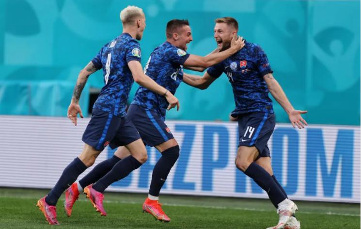 Soi kèo, tỷlệ cược Thụy Điển vs Slovakia: Chiến thắng từ trên không - Ảnh 2.