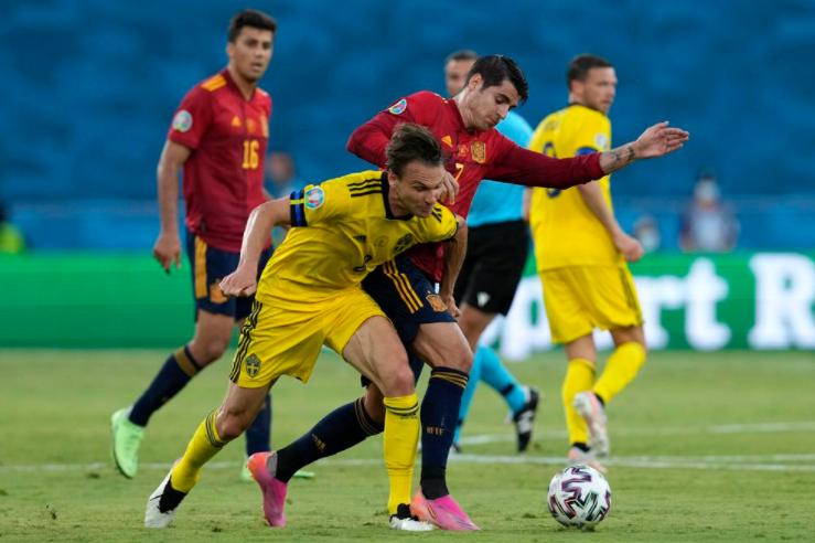 Soi kèo, tỷlệ cược Thụy Điển vs Slovakia: Chiến thắng từ trên không - Ảnh 1.