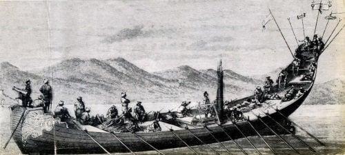 Bùi Viện và quân đội tuần dương đầu tiên của Việt Nam - Ảnh 1.