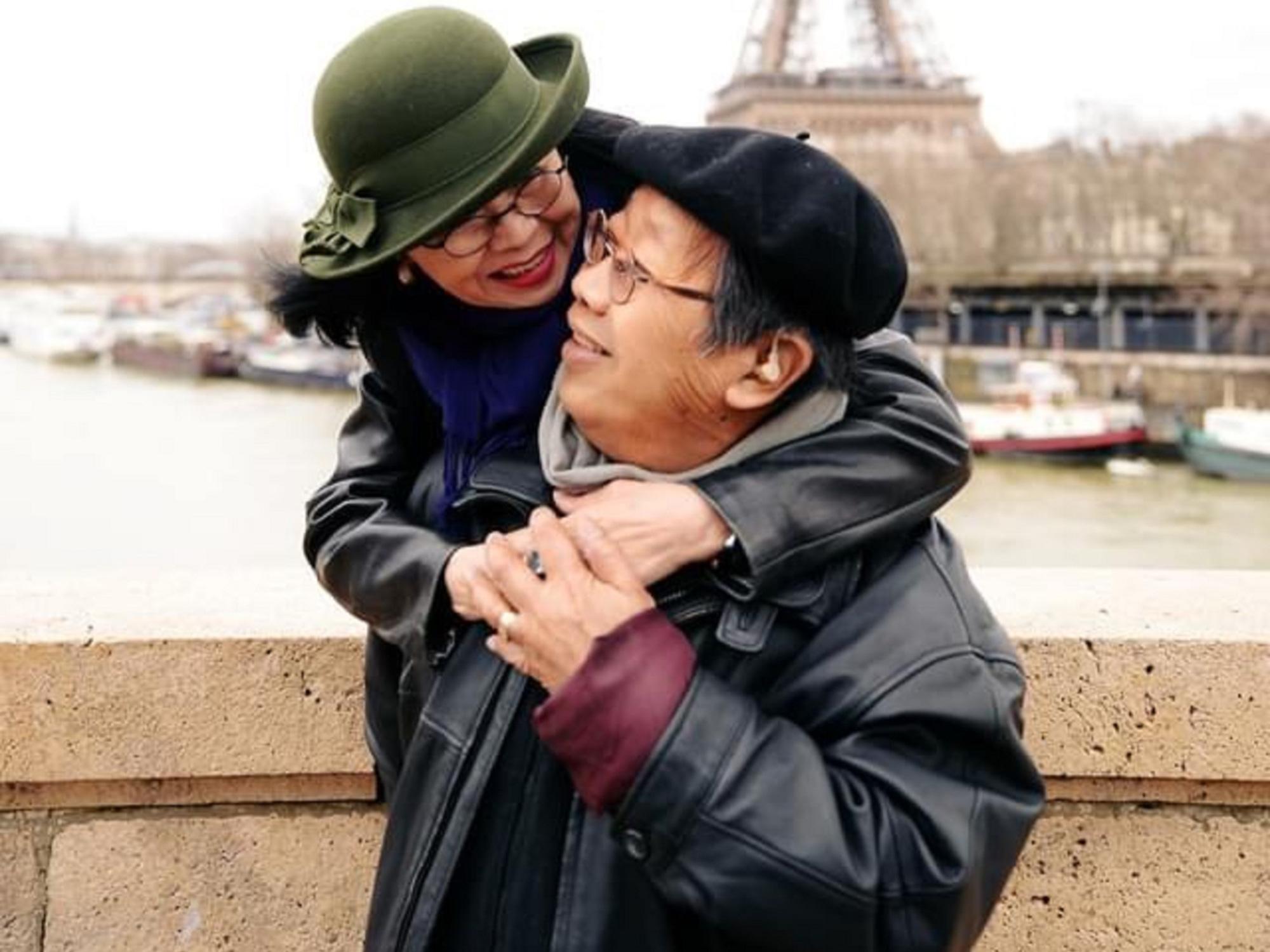 Cuộc hôn nhân 43 năm ngọt ngào của GS-TS Trần Quang Hải và danh ca Bạch Yến - Ảnh 6.