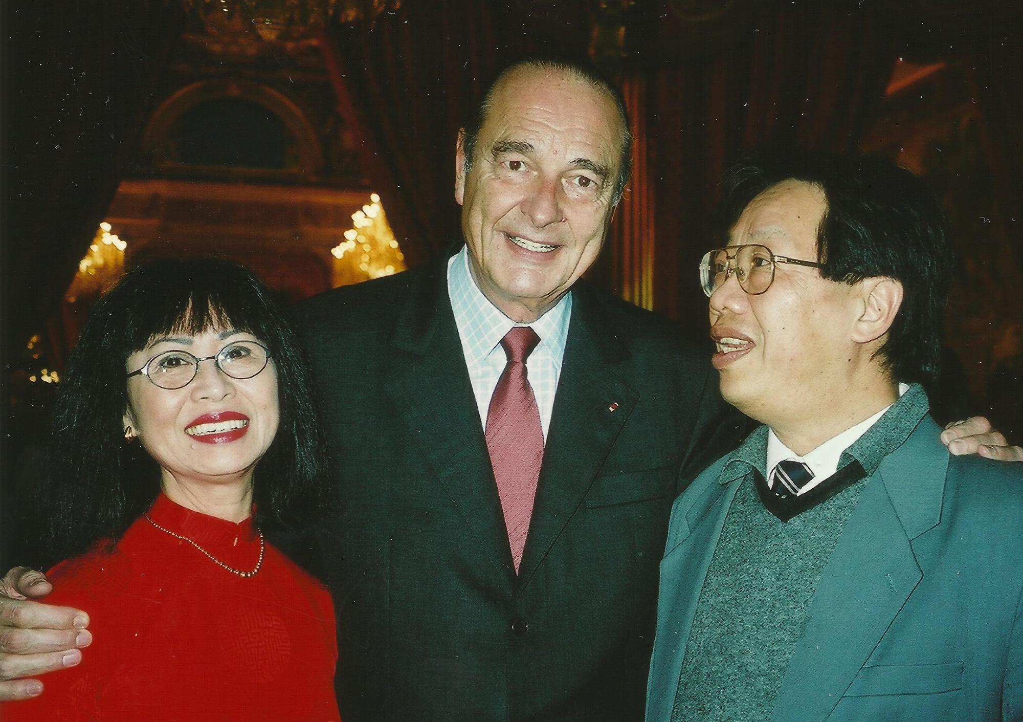 Cuộc hôn nhân 43 năm ngọt ngào của GS-TS Trần Quang Hải và danh ca Bạch Yến - Ảnh 5.