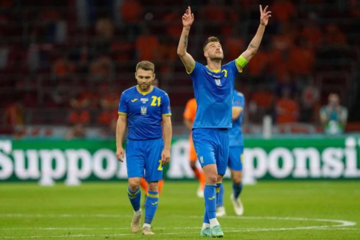 Nhận định tỷ lệ phạt góc Ukraine vs Bắc Macedonia (20h00 ngày 17/6) - Ảnh 1.