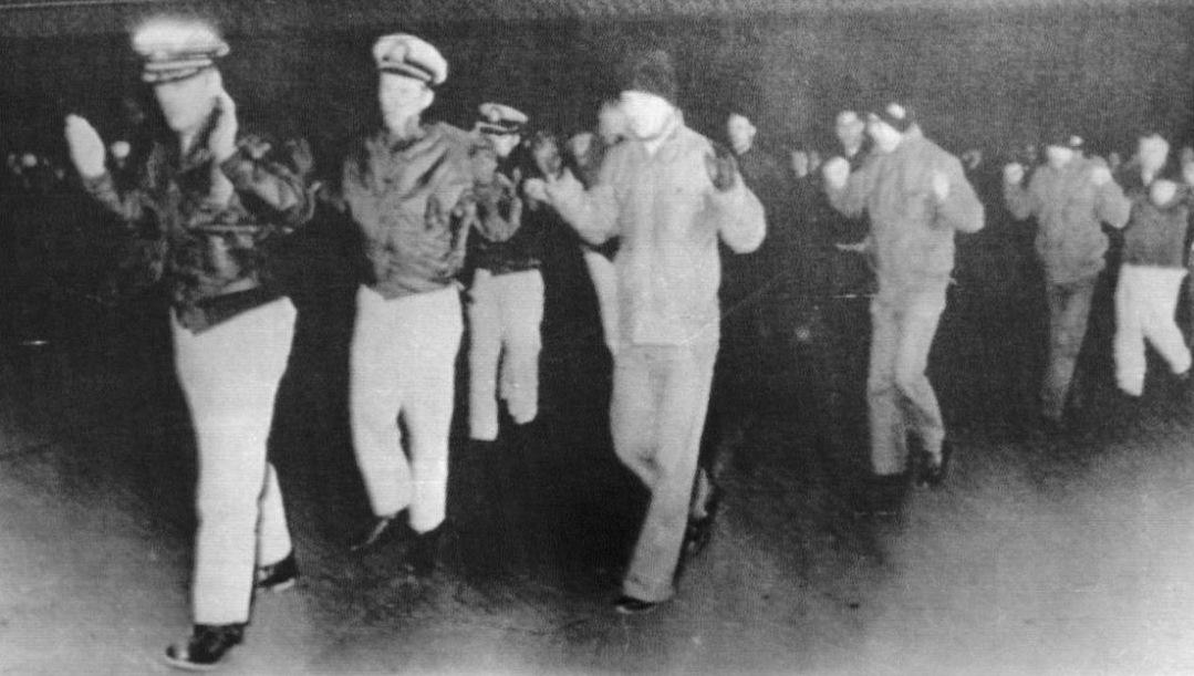 Triều Tiên bắt giữ tàu USS Pueblo, Mỹ lên kế hoạch tấn công hạt nhân - Ảnh 1.