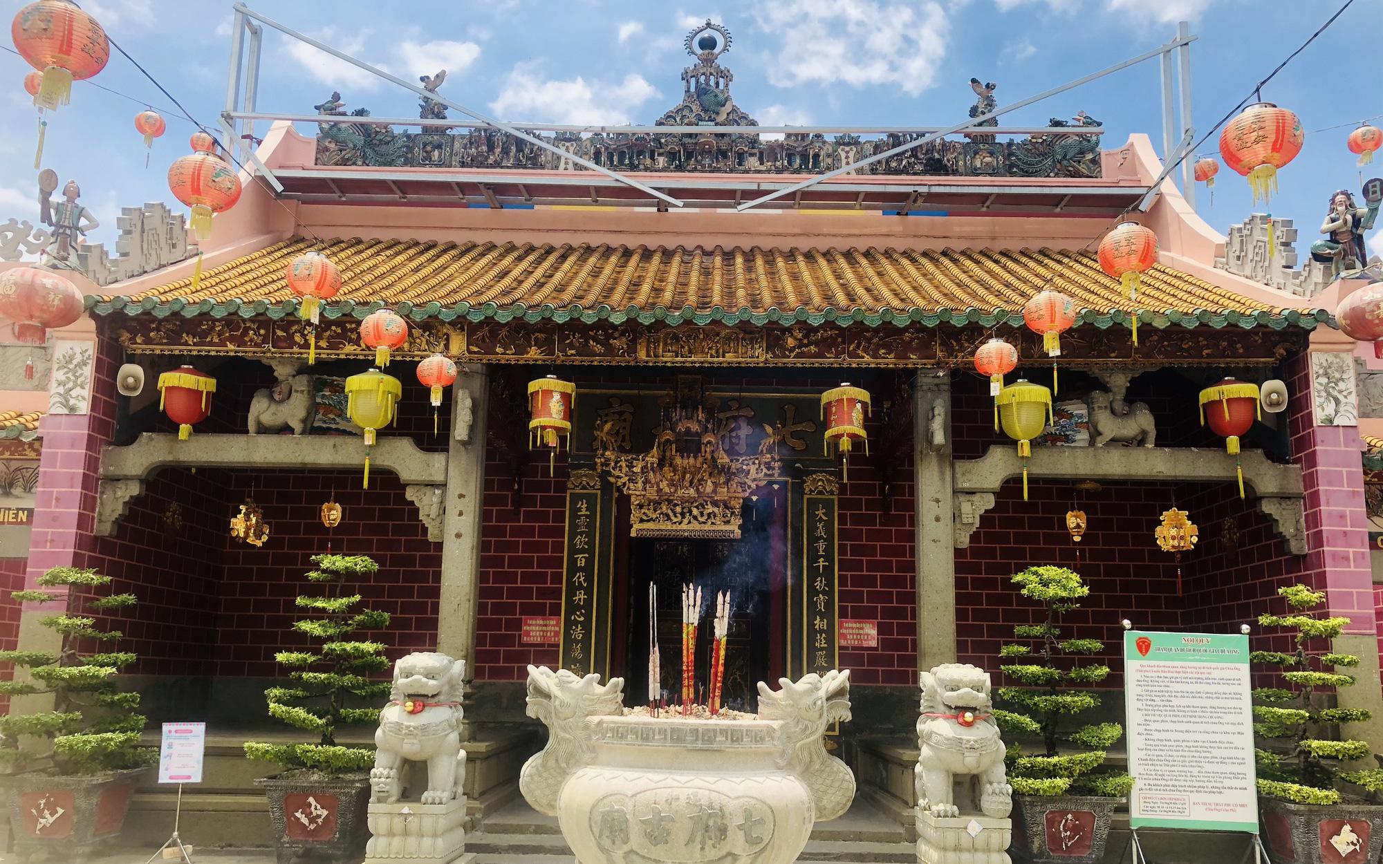 Thất phủ cổ miếu ở tỉnh Đồng Nai: Nơi giao thoa giữa hai nền văn hóa Việt Nam–Trung Hoa ở Nam bộ